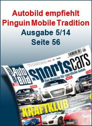 Erfahrung mit Pinguin Mobile Tradition