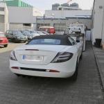 Freie Werkstatt für Mercedesfahrzeuge Berlin - SLR Cabrio