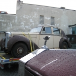 Rolls Royce Silver Cloud und Bentley MK VI