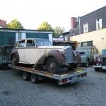 Bentley MK VI und Rolls Royce Silver Clud