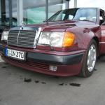 Freie Werkstatt für Mercedesfahrzeuge Berlin - W124