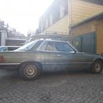 Freie Werkstatt für Mercedesfahrzeuge Berlin - W107