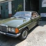 Freie Werkstatt für Mercedesfahrzeuge Berlin - W123