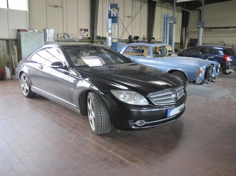 Mercedes Fahrzeug Wartung Service, Inspektion Freie Mercedes-Fahrzeug Werkstatt Berlin
