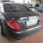 Freie Werkstatt für Mercedesfahrzeuge Berlin - CL