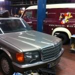 Mercedes Benz W126 - Freie Werkstatt für Mercedesfahrzeuge Berlin
