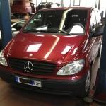 Freie Mercedesfahrzeug Werkstatt - Mercedes Vito