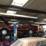 Freie Mercedesfahrzeug Werkstatt Berlin