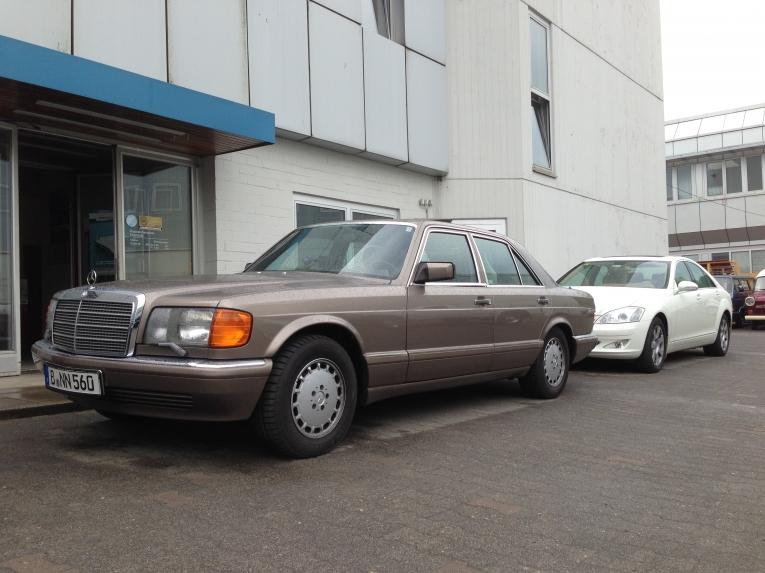Mercedes-Fahrzeuge freie Werkstatt Berlin