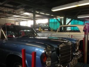 Mercedes Fahrzeuge freie Werkstatt Berlin