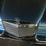 Mercedes Benz Heckflosse Coupé zu verkaufen