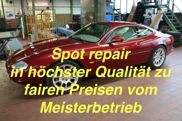 Spot repair Berlin - Lackkratzer entfernen