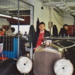 Bentley Le Mans 4,5 Liter am Nürburgring