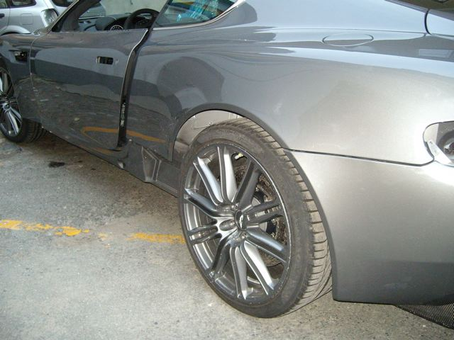 Aston Martin DBS Freie Astonfahrzeug Werkstatt