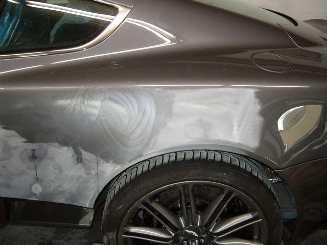 Aston Martin DBS Freie Astonfahrzeug Werkstatt Karosseriebau