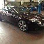 freie Werkstatt für Aston Martin Fahrzeuge