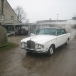 Rolls Royce Silver Shadow Berlin Restauration