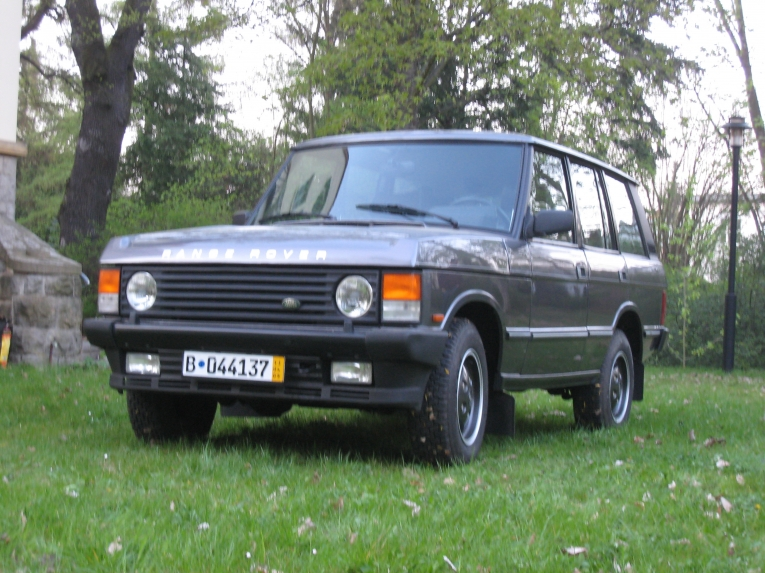 Freie Range Roverfahrzeug Werkstatt Berlin Spandau