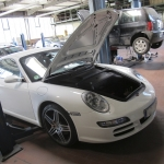 Porsche 911 Inspektion Wartung