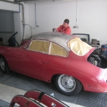 Porsche 356 Oldtimer Restauration Berlin