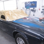 Jaguar Restauration Berlin