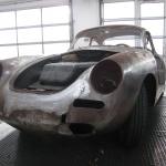 Porsche 356 Oldtimer Restauration Berlin Karosseriebau
