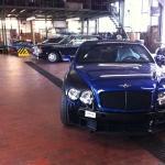 Bentley Eight und Bentley Continental GTC
