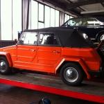 VW 181 Restauration