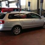 VW Passat-Fahrzeuge freie Werkstatt Berlin