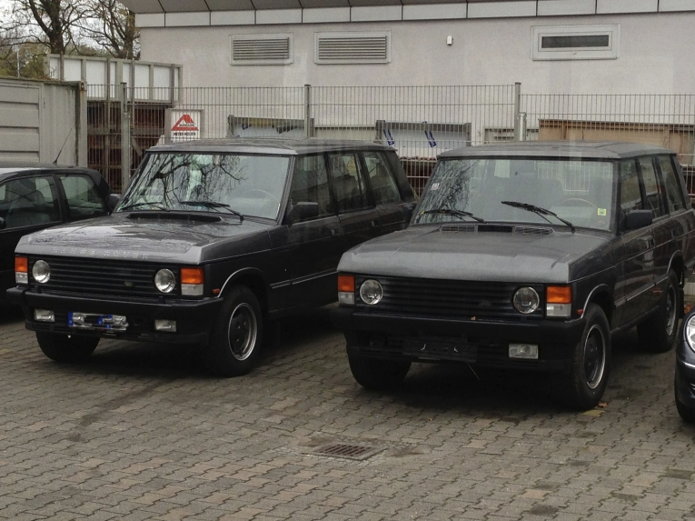 Range Rover Classic Freie Werkstatt für Range Roverfahrzeuge Berlin