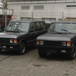 Range Rover Classic - Freie Range Roverfahrzeuge Werkstatt Berlin