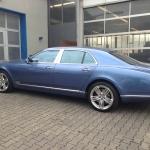 Bentley New Mulsanne