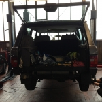Freie Range Roverfahrzeuge Werkstatt Berlin Spandau