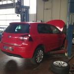 VW Golf-Fahrzeuge freie Werkstatt Berlin