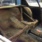 Oldtimerrestauration Berlin Jensen Interceptor