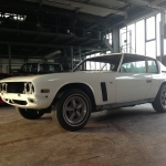 Jensen Interceptor MK II Restauration Berlin