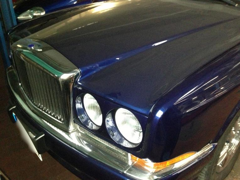 Freie Bentleyfahrzeug Werkstatt Berlin Azure