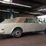 Rolls Royce Corniche Freie Werkstatt Berlin