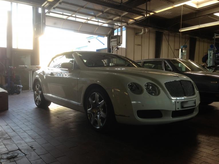 Freie Bentley Fahrzeug Werkstatt Berlin