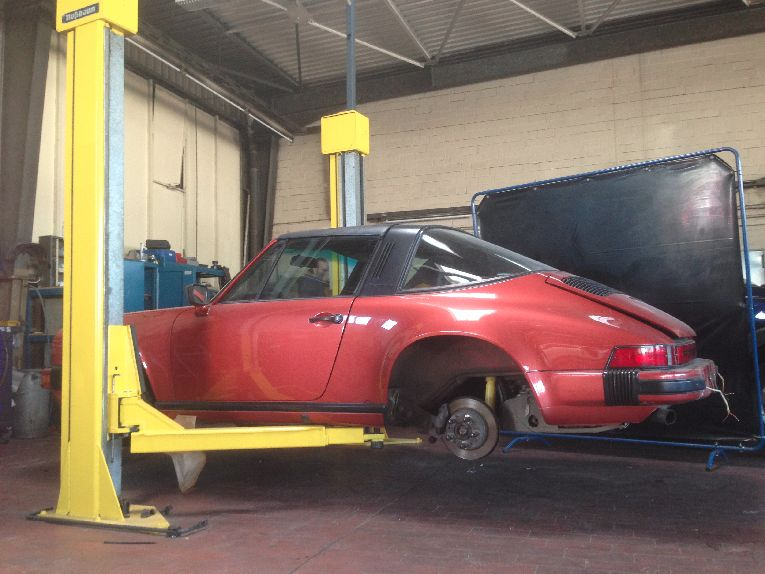 Fahrzeuge Porsche Wartung, Service, Inspektion