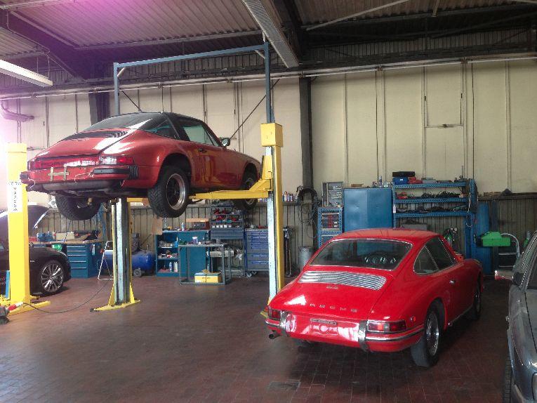 Porsche 911 alle generationen