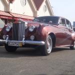 Bildschöner Rolls Royce Silver Cloud 1 - in einem späteren Rotton lackiert