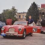 Aston Martin DB 2/4 Ralley Hansenet