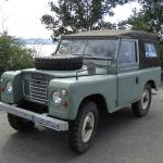 Freie Land Roverfahrzeug Werkstatt Berlin Spandau - am Bodensee