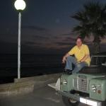 Freie Werkstatt für Land Roverfahrzeuge Berlin Spandau - an der Côte d'Azur