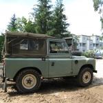 Freie Land Rover-Fahrzeug Werkstatt Berlin Spandau