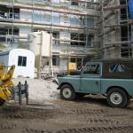 Freie Land Roverfahrzeug Werkstatt Berlin