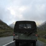 Freie Land Roverfahrzeug Werkstatt Berlin Spandau - Alpentour