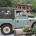 Land Rover Serie III - 4.000 km durch die Alpen
