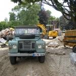 Freie Land-Roverfahrzeug Werkstatt Berlin